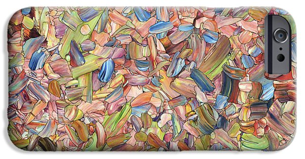 June - Square IPhone 6s Case by James W Johnson