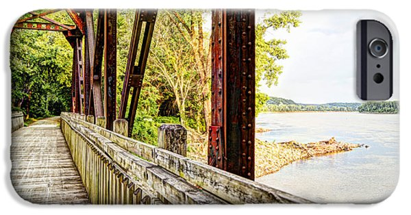Katy Trail Near Coopers Landing IPhone 6s Case by Cricket Hackmann