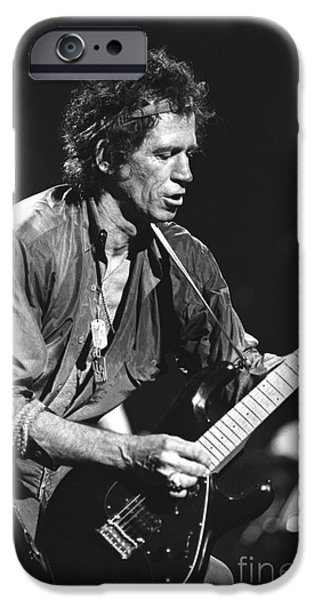 Keith Richards IPhone 6s Case by Concert Photos
