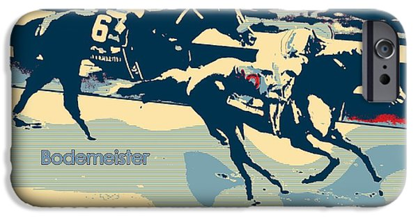 Kentucky Derby Champion IPhone Case by RJ Aguilar