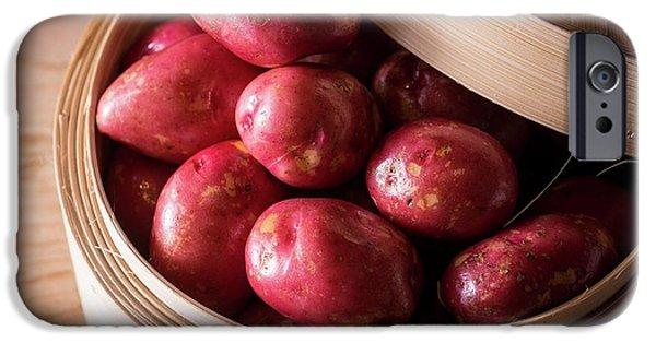 King Edward Potatoes IPhone 6s Case by Aberration Films Ltd