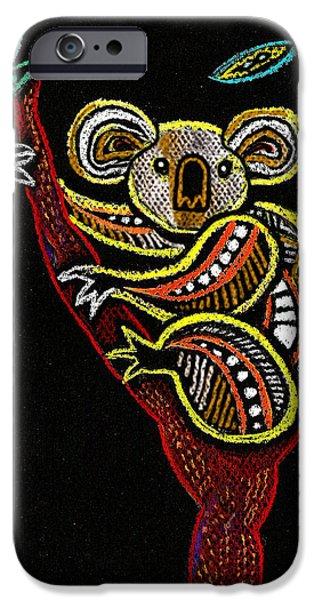 Koala IPhone 6s Case by Leon Zernitsky