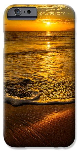Lahaina Glow IPhone Case by Jamie Pham