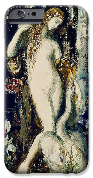 Leda  IPhone 6s Case by Gustave Moreau