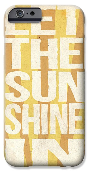 Let The Sunshine In IPhone 6s Case by Pati Photography