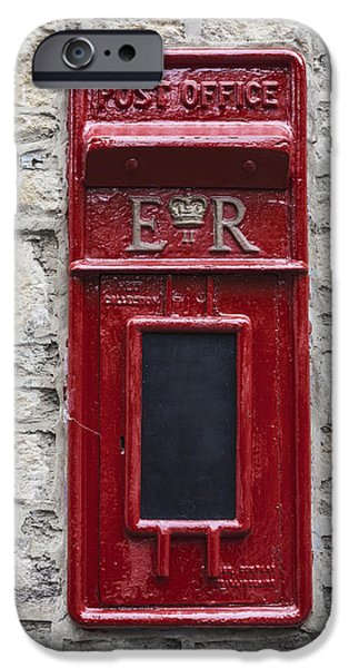 Letterbox IPhone Case by Joana Kruse