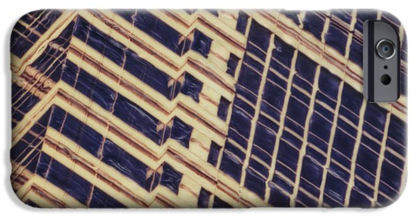 Liberty Place I IPhone Case by Elena Bouvier