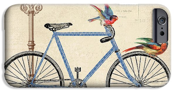 Life Is A Beautiful Ride IPhone Case by Jean Plout