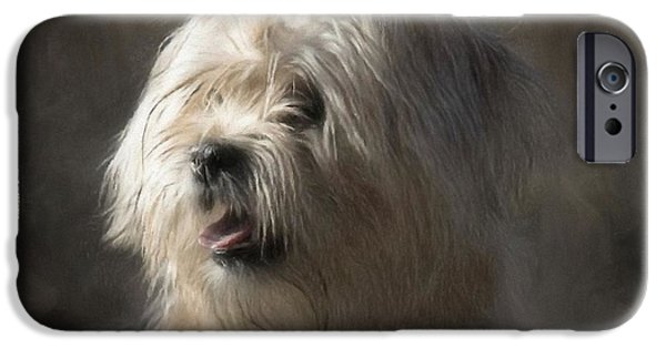 Little Doggie IPhone Case by Gun Legler