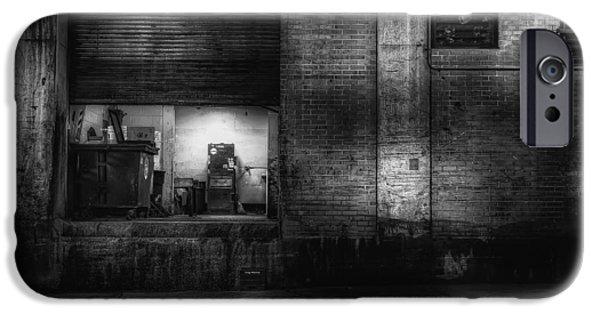 Loading Dock IPhone Case by Scott Norris