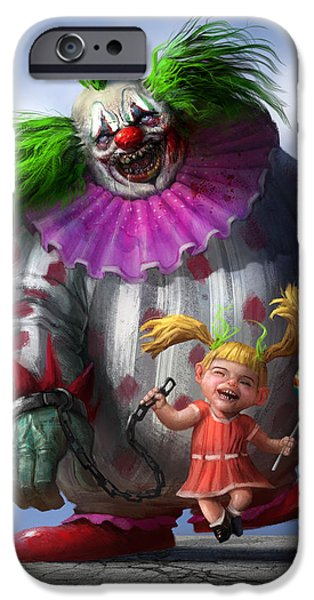 Lollipop IPhone Case by Alex Ruiz
