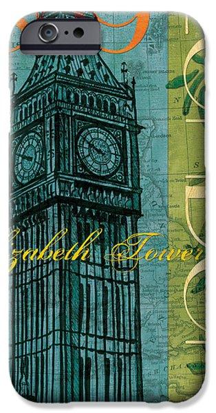 London 1859 IPhone 6s Case by Debbie DeWitt
