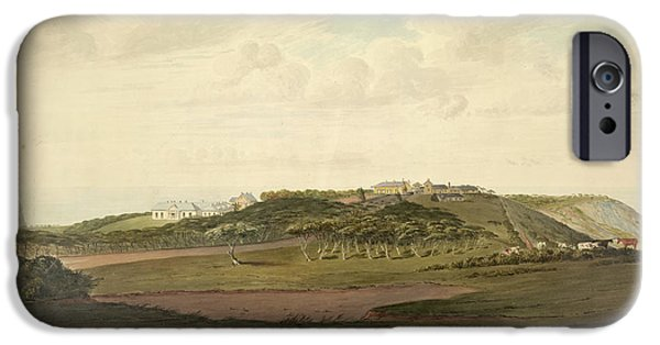 Longwood Plateau IPhone Case by British Library