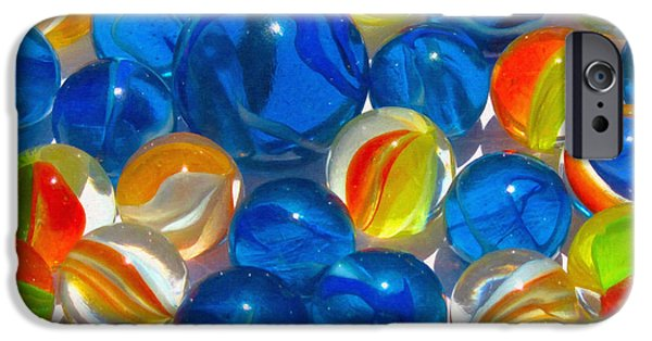 Lost My Marbles IPhone Case by Dale Jackson