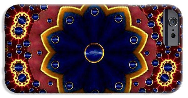 Lotus Bloom IPhone Case by Pepita Selles