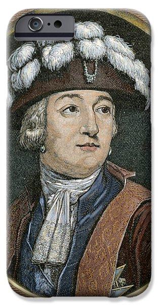 Louis Philippe Joseph Orleans, Duke IPhone Case by Prisma Archivo