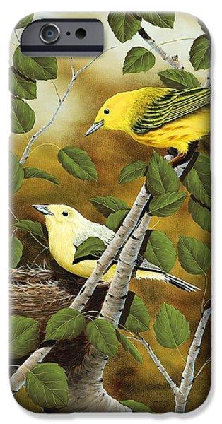 Love Nest IPhone 6s Case by Rick Bainbridge