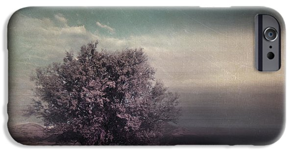 Lyrical Tree - C01dt01 IPhone Case by Variance Collections
