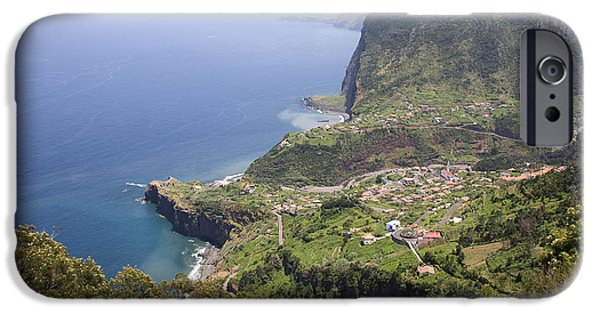 Madeira Portugal IPhone Case by Jim  Wallace