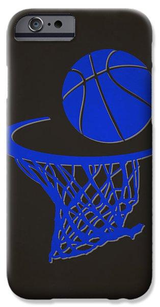 Magic Team Hoop2 IPhone Case by Joe Hamilton