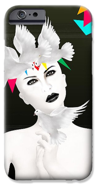 Magical 2 IPhone 6s Case by Mark Ashkenazi