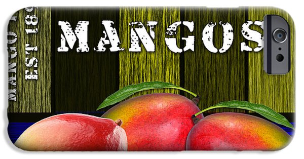 Mango Farm IPhone 6s Case by Marvin Blaine