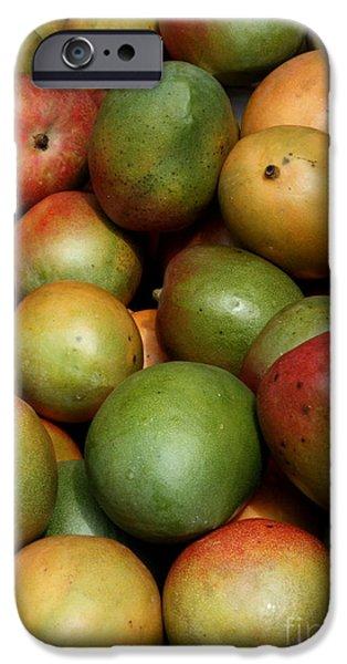 Mangoes IPhone Case by Carol Groenen