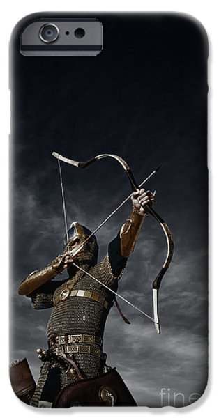 Medieval Archer II IPhone 6s Case by Holly Martin