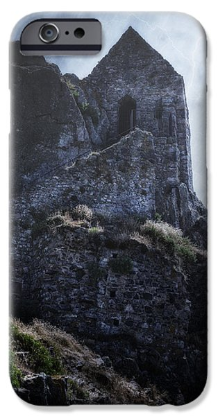 Medieval Chapel IPhone Case by Joana Kruse