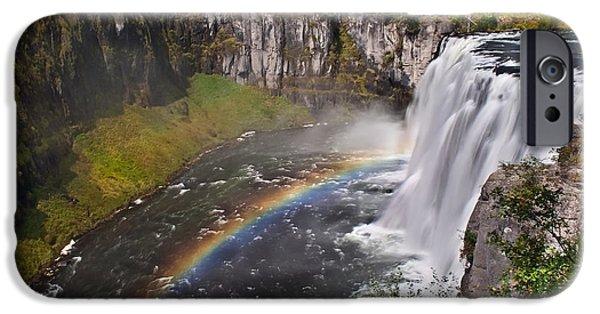 Mesa Falls IPhone Case by Robert Bales