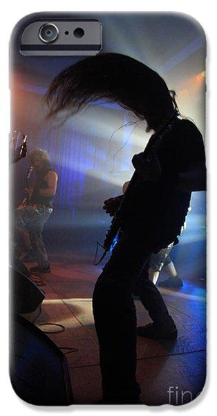 Metalhead IPhone Case by Fabian Roessler