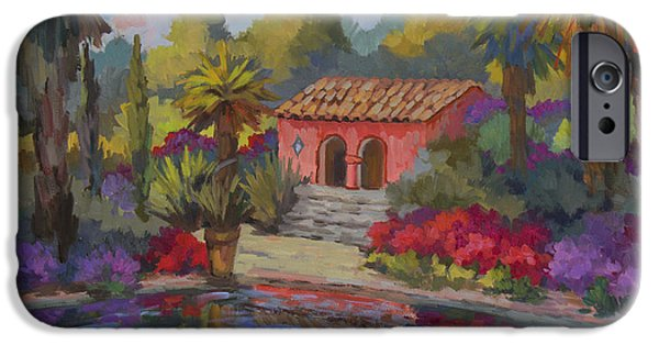 Mi Casa Es Su Casa IPhone Case by Diane McClary