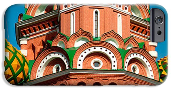 Mid Section View Of A Cathedral, St IPhone 6s Case by Panoramic Images