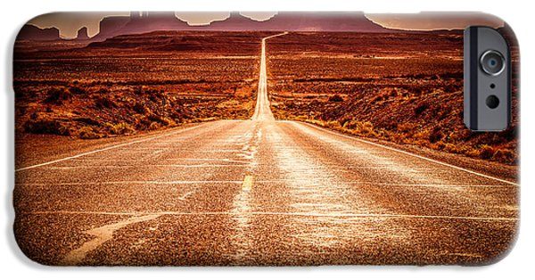Miles To Go Special Request IPhone 6s Case by Jennifer Grover