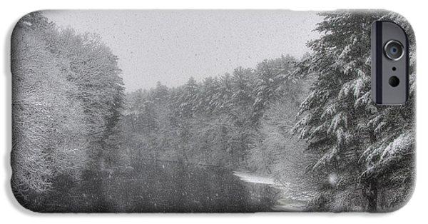 Mine Falls Park - Nashua New Hampshire IPhone Case by Joann Vitali