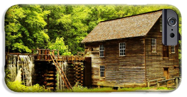 Mingus Mill IPhone Case by Stephen Stookey