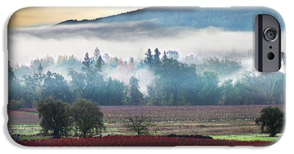 Mists Of Avalon Calistoga Color IPhone 6s Case by Stan Angel