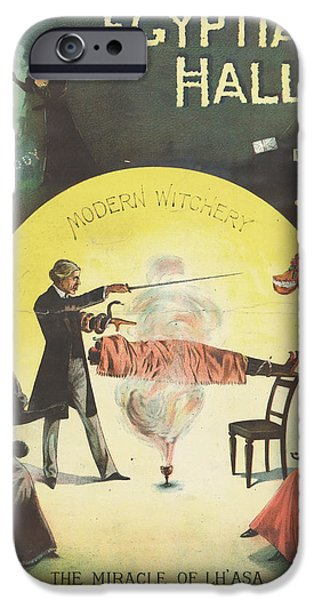 Modern Witchery IPhone Case by British Library
