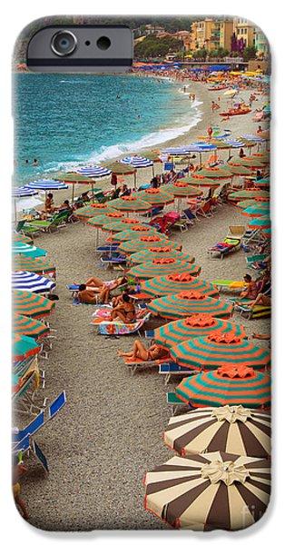 Monterosso Beach IPhone 6s Case by Inge Johnsson