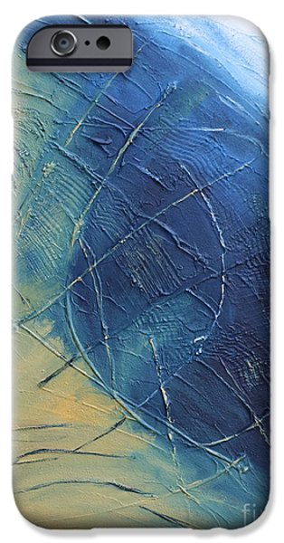 Moonscape V IPhone Case by Christiane Schulze Art And Photography