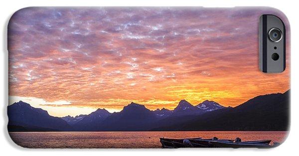 Morning Light IPhone Case by Jon Glaser