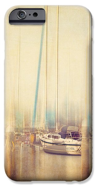 Morning Sail IPhone Case by Amy Weiss