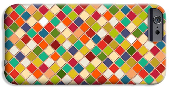 Mosaico IPhone 6s Case by Sharon Turner