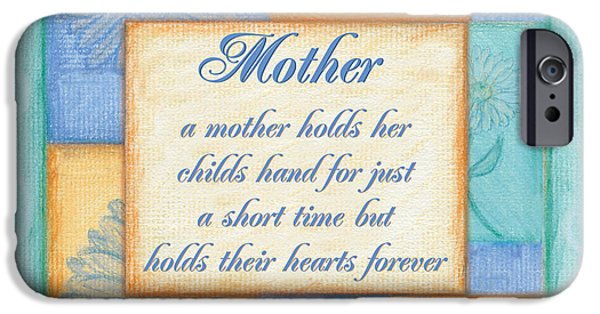 Mother's Day Spa IPhone Case by Debbie DeWitt