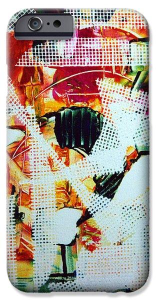 Moulin Rouge IPhone Case by Alexandra Jordankova
