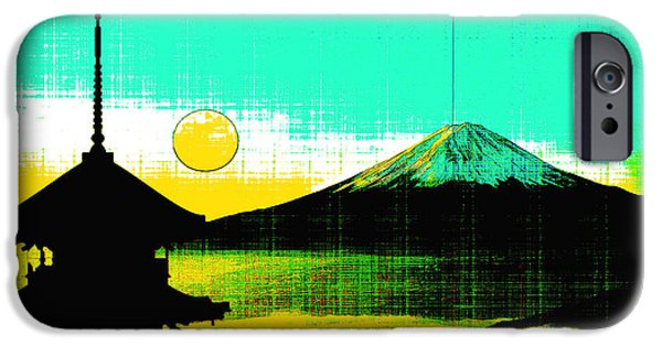 Mount Fiji IPhone Case by Celestial Images
