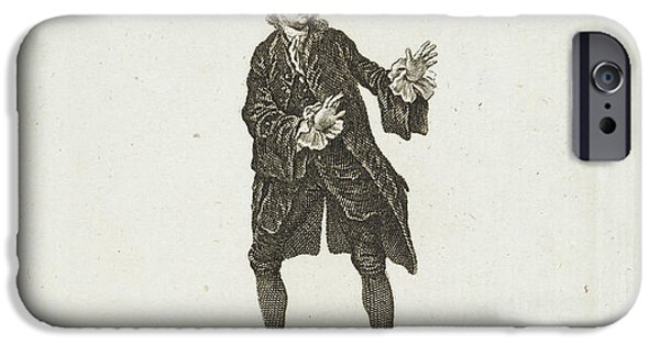 Mr Garrick In The Character Of Hamlet IPhone Case by British Library