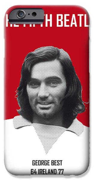 My Best Soccer Legend Poster IPhone 6s Case by Chungkong Art