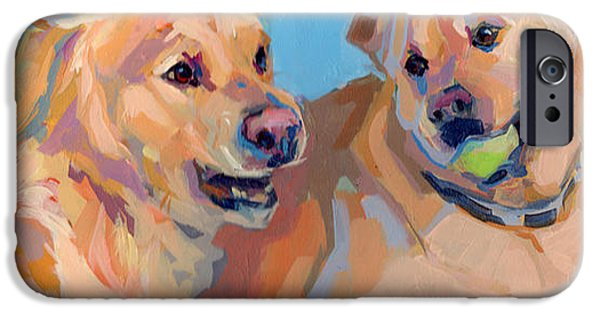 Nana Nana Na Na IPhone Case by Kimberly Santini