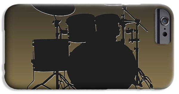 New Orleans Saints Drum Set IPhone 6s Case by Joe Hamilton